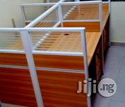 Office Exotic 4-man Workstation Table | Furniture for sale in Lagos State, Ajah