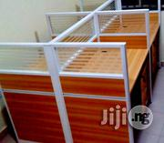 Office 4-man Workstation Table(New) | Furniture for sale in Lagos State