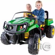 Peg Perego John Deere Gator XUV 12-Volt Battery Powered Ride-On | Toys for sale in Lagos State