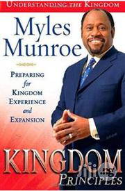 Kingdom Principles Myles Munroe | Books & Games for sale in Lagos State, Surulere