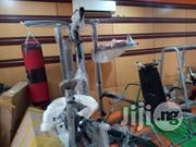 3 Station With Boxing Bag | Sports Equipment for sale in Akwa Ibom State, Uyo