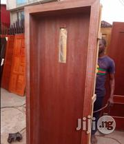 Vwnia Flush Door With Frame | Doors for sale in Lagos State, Mushin