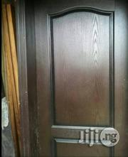Solid Quality Door With Magohany Frame | Doors for sale in Lagos State, Mushin
