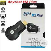 Anycast M2 Plus Wireless Wifi Display Dongle Receiver TV Stick   Accessories & Supplies for Electronics for sale in Lagos State, Ikeja