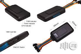 Tracking Device For Monitory And Recovery Vehicle And Keke