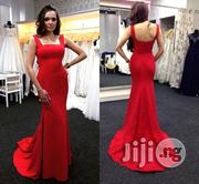 European Stars With Sexy Slim Trailing Evening Dress   Clothing for sale in Lagos State, Ikeja