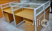 Office 4-man Workstation Table | Furniture for sale in Lagos State, Lekki Phase 1
