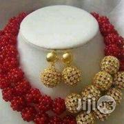 Original Accessory Real Coral Bead | Jewelry for sale in Lagos State, Surulere