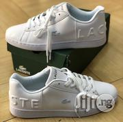 Lacoste Sneakers Latest Fashion Original | Shoes for sale in Lagos State, Surulere