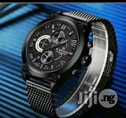 Naviforce Basket Strap Wrist Watch | Watches for sale in Lagos State, Lagos Island