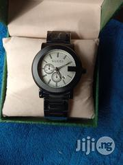 Gucci Female Black Chain Wristwatch   Watches for sale in Lagos State, Surulere