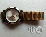 Movado Fashion Wrist Watch   Watches for sale in Lagos State, Surulere