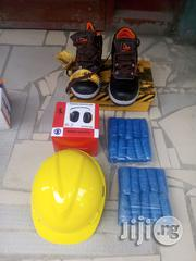 Safety Boots & Helmet & Shoe Cover & Earmuff. | Safety Equipment for sale in Kwara State, Moro