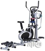 Orbitrac Bike With Massager Twister And Dumbbells | Massagers for sale in Abuja (FCT) State, Central Business Dis