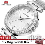 Minifocus Luxury Brand Women's Watch Famous Fashion   Watches for sale in Lagos State, Ikeja