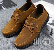 Casual Shoes Male (Light Brown) | Shoes for sale in Lagos State, Ikeja