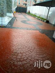 Decorative Floor Design | Landscaping & Gardening Services for sale in Lagos State, Ikorodu