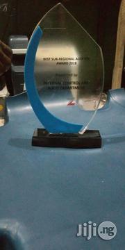 Acrylic Award With Printing | Arts & Crafts for sale in Lagos State, Surulere