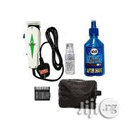 Stallion Hair Clipper & Stallion Aftershave With Bag | Tools & Accessories for sale in Lagos State, Agege