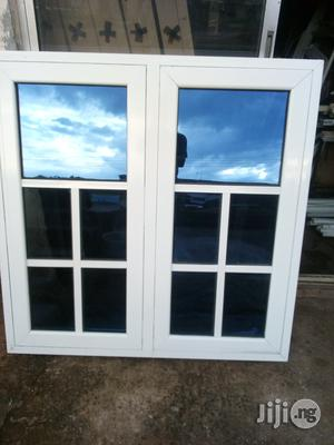 4ft By 4ft Aluminum Casement Window With 5mm Glass