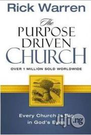 The Purpose Driven Church Rick Warren | Books & Games for sale in Lagos State, Surulere