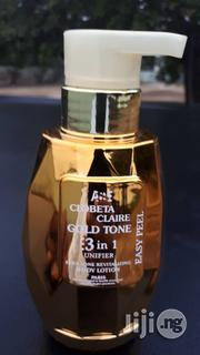 Clobeta Claire Gold Tone | Skin Care for sale in Delta State, Oshimili South