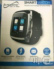 Supersonic Smart Android Watch   Smart Watches & Trackers for sale in Lagos State, Ikeja