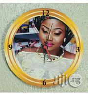 Customize Wall Clock | Home Accessories for sale in Lagos State, Yaba