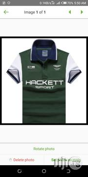 Hackett Sport T Shirt Original 44 | Clothing for sale in Lagos State, Surulere