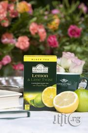 Ahmad Black Tea Lemon And Lime Twist | Meals & Drinks for sale in Lagos State, Amuwo-Odofin