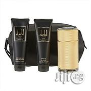 Dunhill Icon Absolute EDP Giftset for Men | Fragrance for sale in Lagos State, Ajah