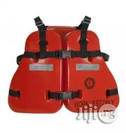 Safety Life Horse Jacket - Offshore Sea Work Vest - Orange | Safety Equipment for sale in Lagos State, Lagos Island
