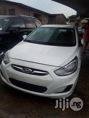 Hyundai Accent 2013 GS White | Cars for sale in Lagos State
