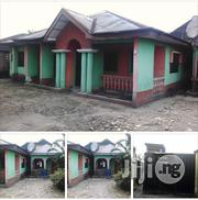 4bedroom Bungalow & 4units Self Contain Off Aker Road Iwofe For Sale | Houses & Apartments For Sale for sale in Rivers State, Port-Harcourt