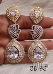 Zirconis Beautiful Indian Earrings | Jewelry for sale in Lagos State, Lagos Island