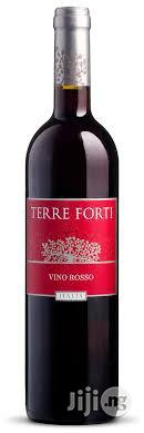 A Carton Of Terre Forti Dry Red Wine | Meals & Drinks for sale in Lagos State