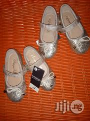 George Girl Gold With Sequins Ballet Flats | Children's Clothing for sale in Lagos State
