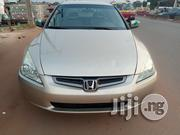 Honda Accord Coupe Automatic 2005 Gold | Cars for sale in Edo State, Ikpoba-Okha