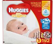 Huggies Snug And Dry Diapers | Baby & Child Care for sale in Lagos State, Surulere