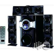 Hisonic 3.1CH Sub-woofer Home Theater System With Bluetooth. Mad Beat. | Audio & Music Equipment for sale in Delta State, Warri