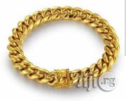 Cuban Hand Chian Bracelet | Jewelry for sale in Lagos State, Surulere