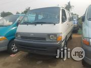 Clean Toyota Hiace 1999 White | Buses & Microbuses for sale in Lagos State, Apapa