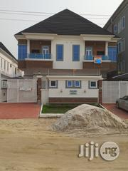4 Bedroom Semi Detached House For Rent At Oral Estate, Chevron, Lekki Lagos | Houses & Apartments For Rent for sale in Lagos State, Lekki Phase 1