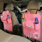Car Back Seat Cover- Pink | Vehicle Parts & Accessories for sale in Lagos State, Surulere