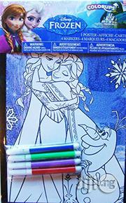 Disney Frozen Glow In The Dark Colorups | Stationery for sale in Lagos State, Surulere