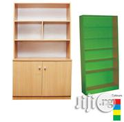 Wooden Book Shelves | Furniture for sale in Lagos State, Surulere