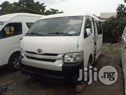 Toyota HiAce 2012 White | Buses & Microbuses for sale in Lagos State, Apapa