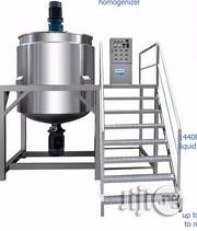 Stainless Steel Steam Jacketed Mixing Vessel   Manufacturing Equipment for sale in Lagos State, Ikeja