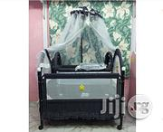 Happy Family Premium Baby Bed | Children's Furniture for sale in Rivers State, Port-Harcourt
