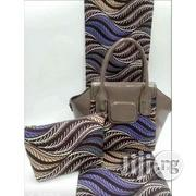 Exclusive Ankara Bags With 6yards Wax And Purse Imported Xvi | Bags for sale in Osun State, Osogbo